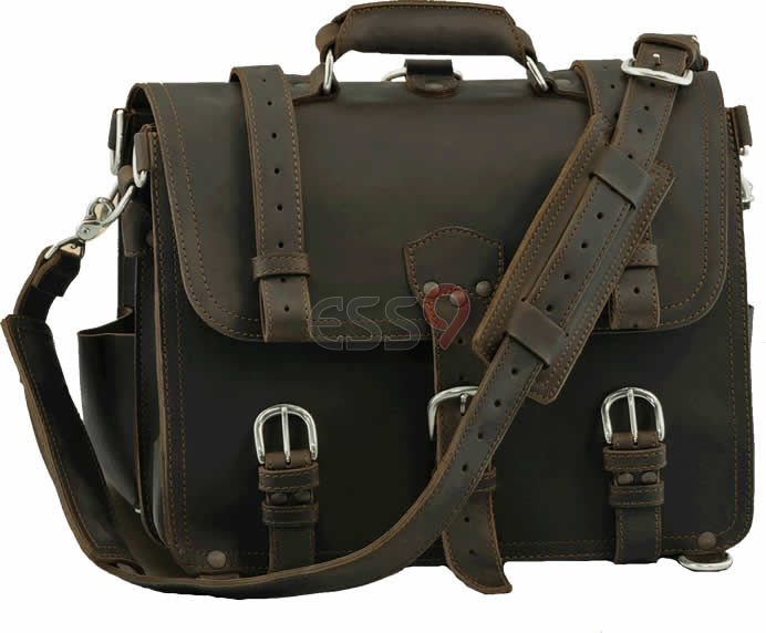 Saddle Laptop Bag
